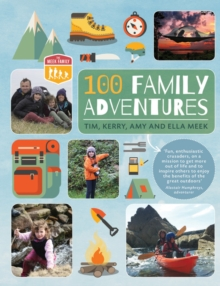 100 Family Adventures, Paperback Book