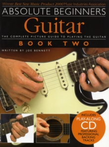 Absolute Beginners : Guitar - Book Two, Paperback Book