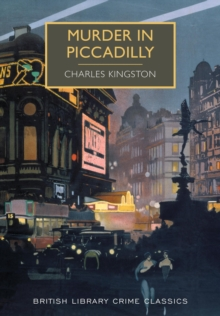 Murder in Piccadilly, Paperback Book