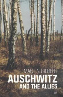 Auschwitz And The Allies, Paperback Book