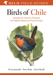 Birds of Chile : Including the Antartic Peninsular, the Falkland Islands and South Georgia, Paperback Book