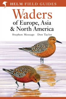 Waders of Europe, Asia and North America, Paperback Book
