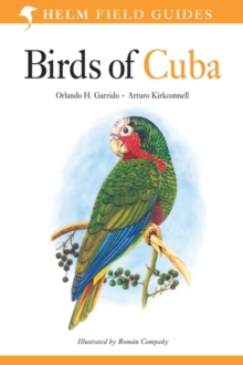 Birds of Cuba, Paperback Book