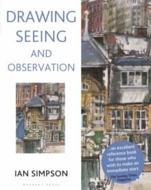 Drawing, Seeing and Observation, Paperback Book