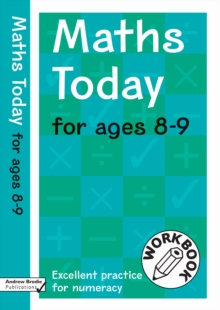 Maths Today for Ages 8-9 : Workbook, Paperback Book