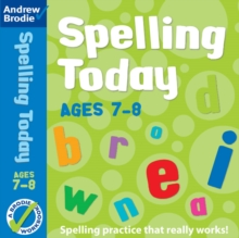Spelling Today for Ages 7-8, Paperback Book