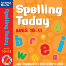 Spelling Today for Ages 10-11, Paperback Book