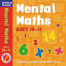 Mental Maths for Ages 10-11, Paperback Book