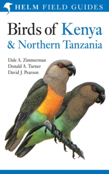 Birds of Kenya and Northern Tanzania, Paperback Book