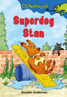Superdog Stan, Paperback Book