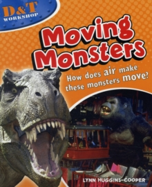 Moving Monsters, Paperback Book