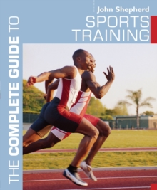 The Sports Training, Paperback Book