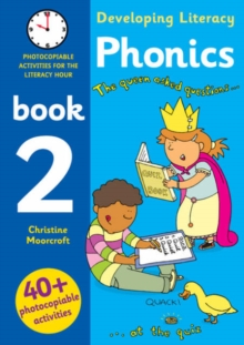Phonics : Synthetic Analytic Phoneme Spelling Word Primary Bk. 2, Paperback Book