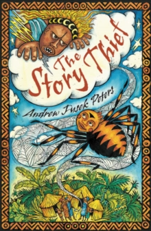The Story Thief, Paperback Book
