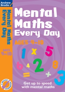 Mental Maths Every Day 9-10, Paperback Book