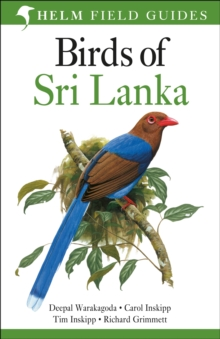 Birds of Sri Lanka, Paperback Book