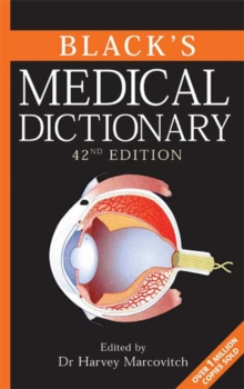 Black's Medical Dictionary, Hardback Book