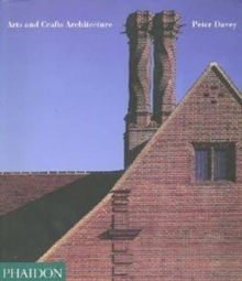 Arts and Crafts Architecture, Paperback Book