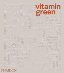 Vitamin Green, Hardback Book
