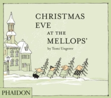 Christmas Eve at the Mellops', Hardback Book