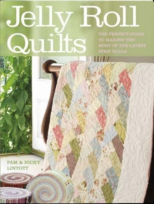 Jelly Roll Quilts, Paperback Book