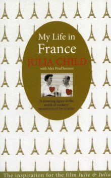 My Life in France, Paperback Book