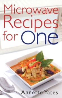 Microwave Recipes for One, Paperback Book