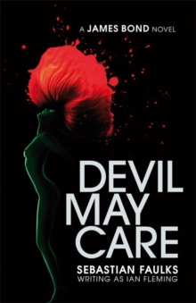Devil May Care, Hardback Book