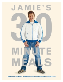 Jamie's 30-Minute Meals, Hardback Book