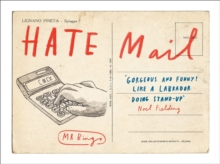 Hate Mail, Hardback Book