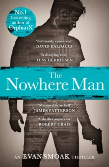 The Nowhere Man, Hardback Book