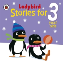 Ladybird Stories for 3 Year Olds, Hardback Book