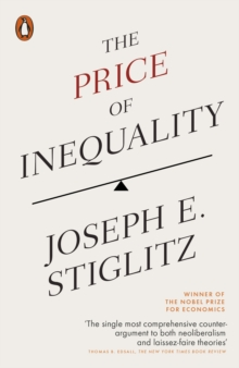 The Price of Inequality, Paperback Book