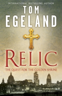 Relic : The Quest for the Golden Shrine, Paperback Book