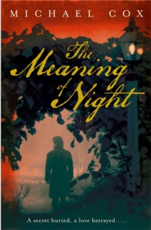 The Meaning of Night, Paperback Book
