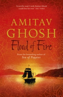 Flood of Fire, Paperback Book