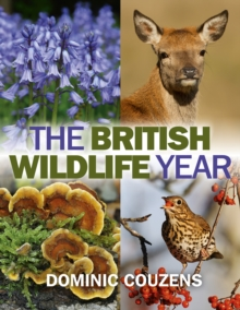 The British Wildlife Year, Hardback Book