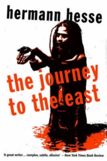 Journey to the East, Paperback Book