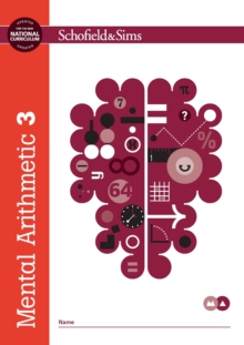 Mental Arithmetic 3, Paperback Book