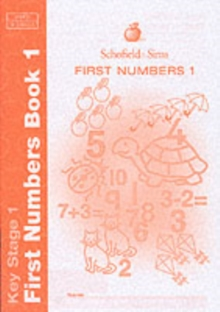 First Numbers Book 1, Paperback Book