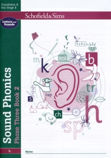 Sound Phonics Phase Three Book 2, Paperback Book