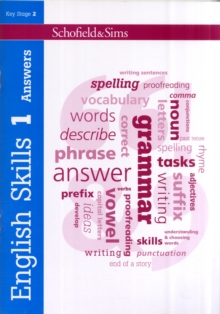 English Skills Answers Book 1, Paperback Book