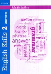 English Skills Answers Book 2, Paperback Book