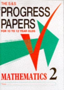 Progress Papers in Mathematics 2, Paperback Book