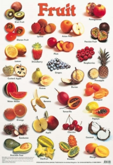 Fruit, Poster Book