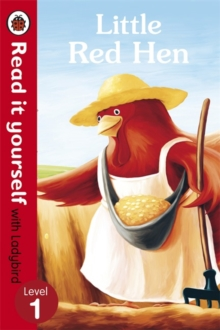 Little Red Hen - Read it yourself with Ladybird : Level 1, Paperback Book