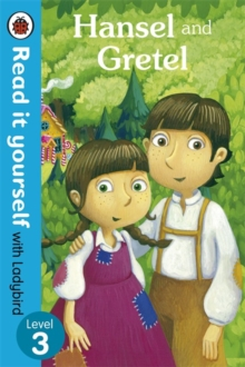 Hansel and Gretel - Read it Yourself with Ladybird : Level 3, Paperback Book