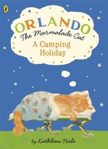Orlando the Marmalade Cat: A Camping Holiday, Paperback Book