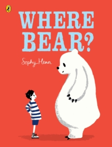 Where Bear?, Paperback Book