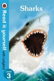 Sharks - Read it Yourself with Ladybird : Level 3, Paperback Book